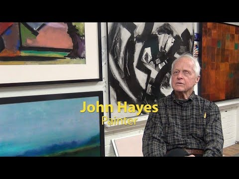 John Hayes - Artist Interview