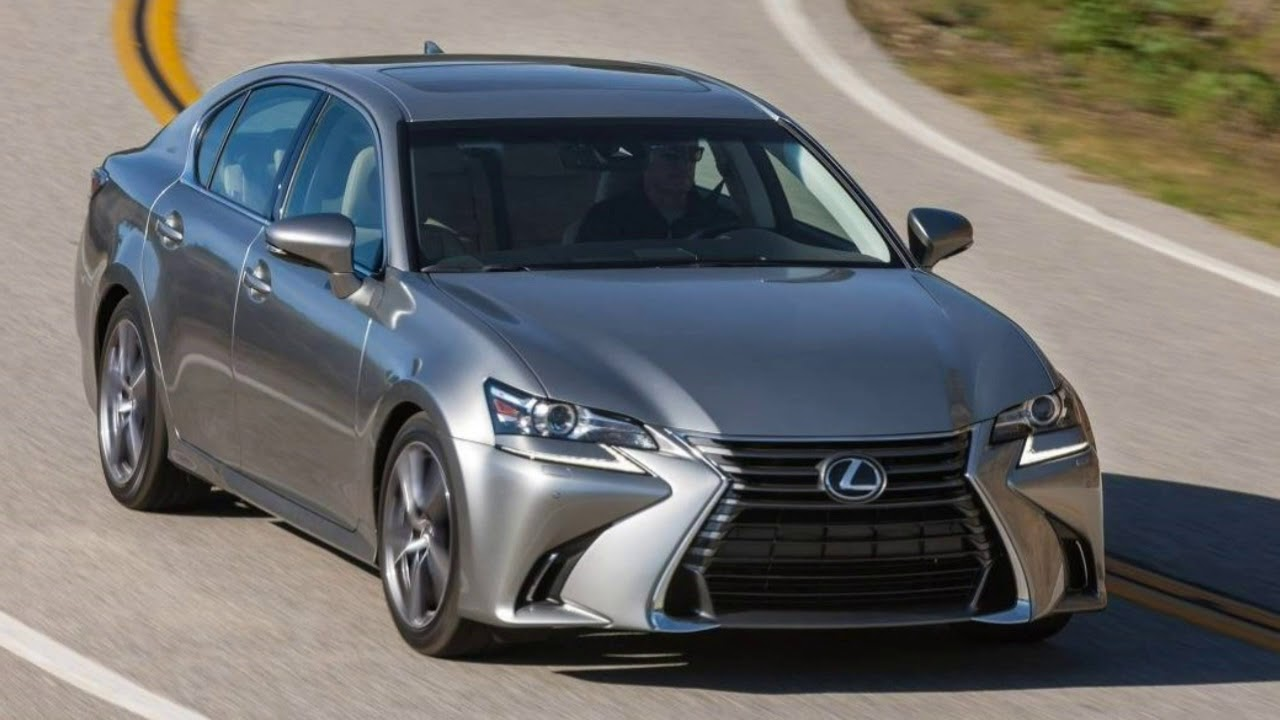 Lexus Gs 300 2018 Car Review