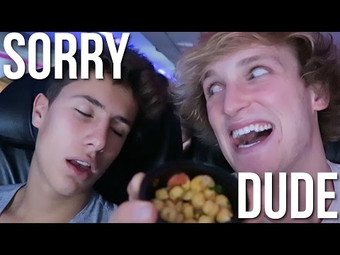 Thumbnail: I'M A SAVAGE ON THE PLANE! (feat. Juanpa Zurita)