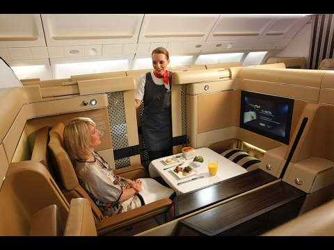 Top 10 First Class Airline Cabins In The World