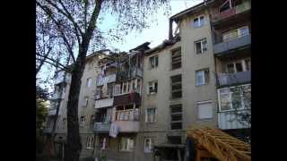 Взрыв газа в жилом доме / Gas explosion in an apartment building
