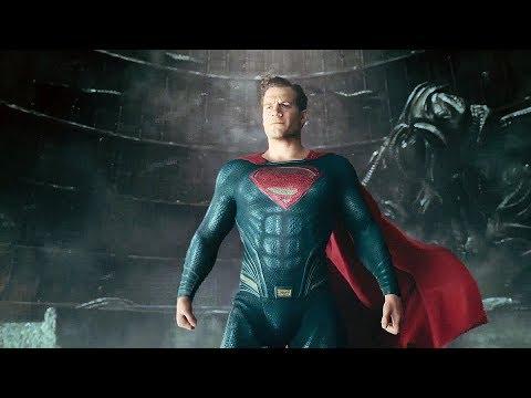 Superman vs Steppenwolf [Hans Zimmer] (CUT) | Justice League