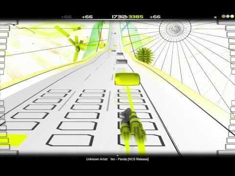 Audiosurf - Itro - Panda [NCS Release]