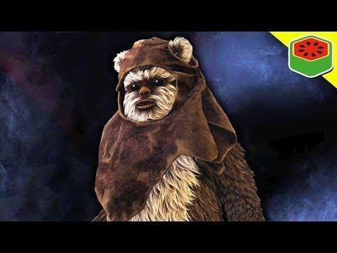REVENGE OF THE EWOKS! | Star Wars Battlefront 2