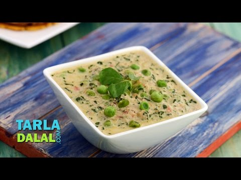 Methi Mutter Malai by Tarla Dalal