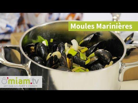 Moules Marinières -