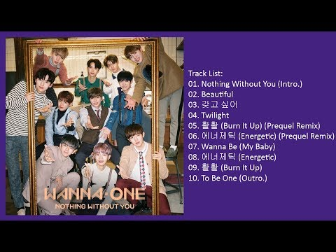 Free Download [full Album] Wanna One – 1-1=0 (nothing Without You) (repackage Album) Mp3 dan Mp4