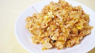 Kimchi Cheese Fried Rice :: 김치치즈볶음밥 (eng Sub)