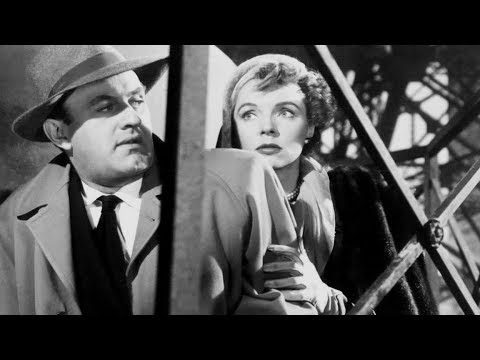 The Man Who Cheated Himself (1950) FILM NOIR
