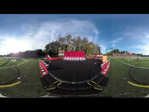360 VR Lincoln High School and Village Oaks High School Graduation 2019