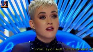 Katy Perry shades Taylor Swift after