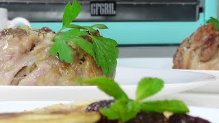 Обзор! Приготовление блюд в  мини печи GFGRIL GFBB-9 Breakfast Bar
