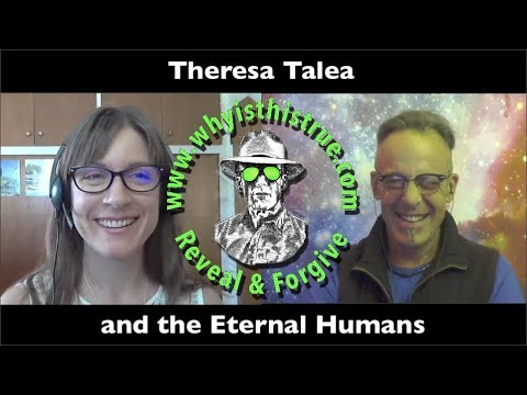 Theresa Talea and The Eternal Humans 26 April 2018