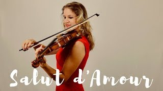 Salut d'Amour by Edward Elgar (violin and piano)