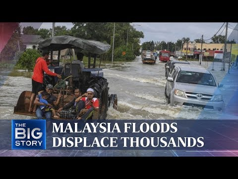 Malaysia Floods: Thousands evacuated | THE BIG STORY | The Straits Times