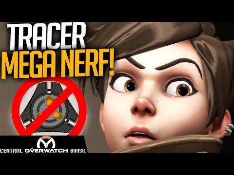 NERF EM TRACER, BRIGITTE, JUNKRAT E GENJI! CONFIRA AS MUDANÇAS! - Central Overwatch Brasil