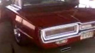 ford thunderbird 64