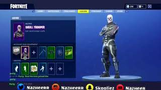 Shout out to nazheer on this helpful fortnite glitch!!!