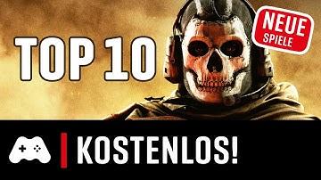 TOP 10 ► NEUE kostenlose Spiele 2020 - Free2play Games