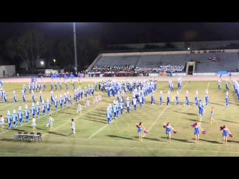 Barron Collier High School Marching Band 2014