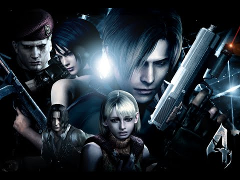 RESIDENT EVIL 4 REMASTERED All Cutscenes Movie (Game Movie)