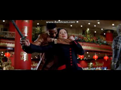 Rush Hour 2 Carter vs chinese Girl Scene