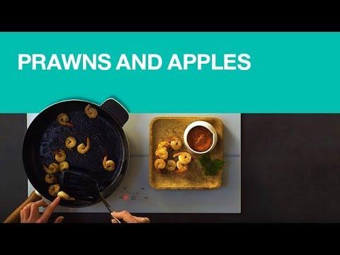 Gorenje_OraIto_2017_recipes_Tiger prawns with apple ketchup