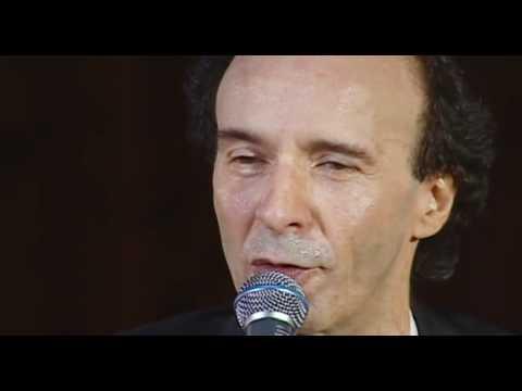 Roberto Benigni recita il primo canto dell'Inferno di Dante
