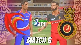 IPL GAMING SERIES 2nd EDITION - ROYAL CHALLENGERS BANGALORE v DELHI DAREDEVILS  GROUP 1 MATCH 6