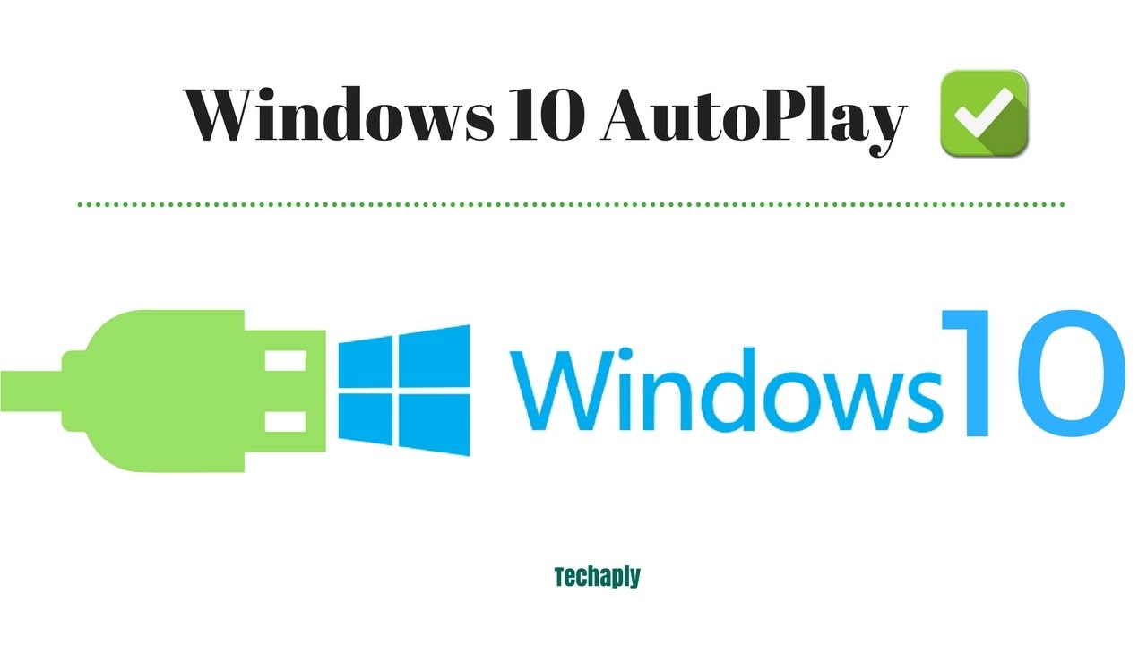 How to Disable Auto Open USB in Windows 10 | Windows 10 Autoplay Settings