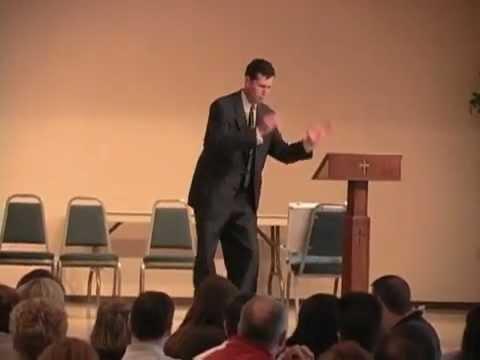 Funny Keynote speaker makes fun of acronyms - vintage Jon Petz | Bore No More!
