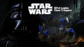 레고 스타워즈 501군단 클론 트루퍼 LEGO Star…