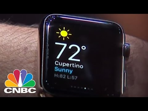 Apple Watch Predictions from Walt Mossberg   CNBC