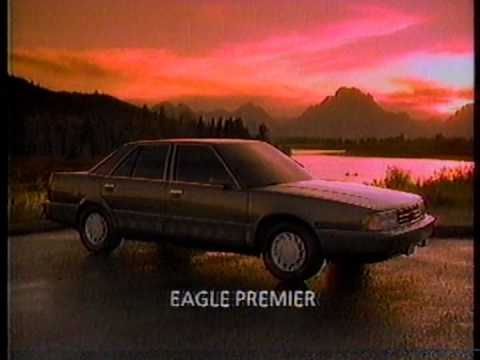 Chrysler Jeep Eagle Commercial 1988