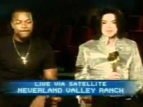 Michael Jackson  Billboard Awards 2002 With Chris Tucker!   YouTube