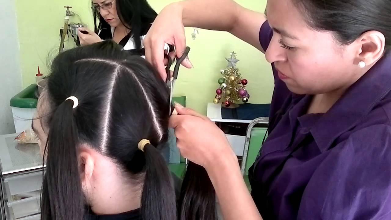 Mi corte de cabello donaci n a la fundaci n casa de la - La casa de mi tresillo ...