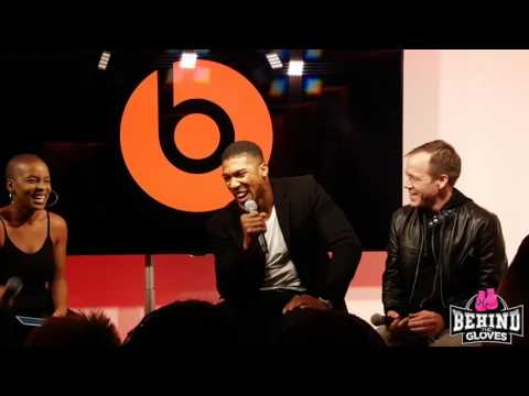 ANTHONY JOSHUA DISCUSSES BIGGEST ACHIEVEMENT IN LIFE AT BEATS BY DR DRE EVENT