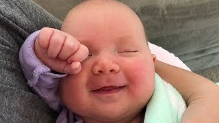 Funny Babies Doing Crazy Things 🤪 Funny Fails Baby Video