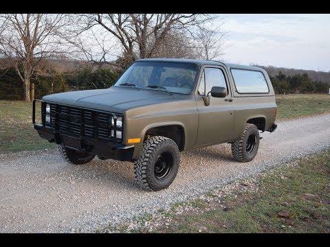 Chevrolet CUCV M1009 Build done
