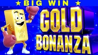 ✦BIG WIN✦!!  Gold Bonanza Slot $6 Max Bet Bonuses & Bonanza Feature | AWESOME SESSION | Live Slot