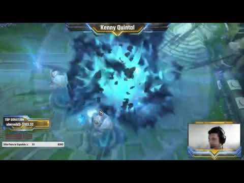 Exchange LOL with everyone 11082019 #2- Kenny Quintal