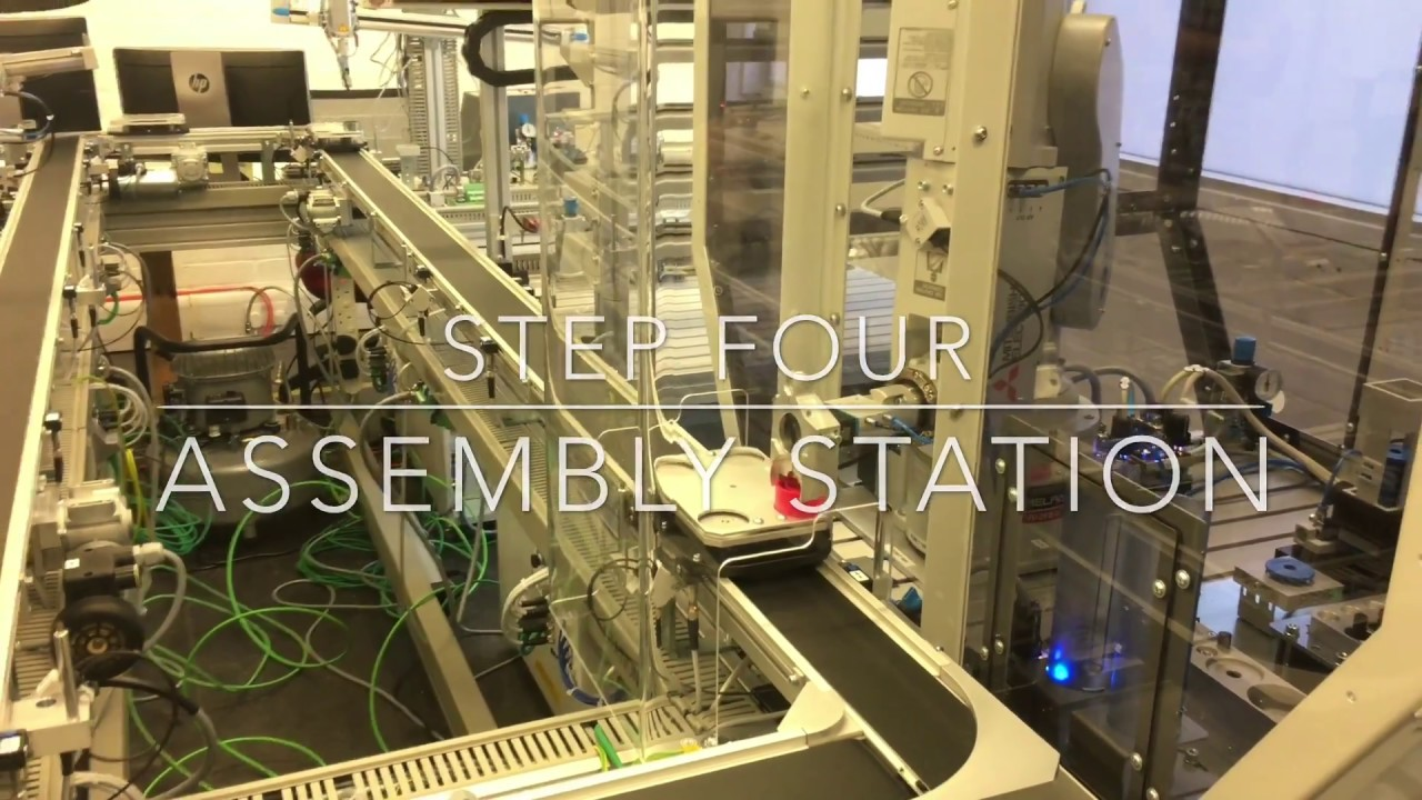MANUFACTURING WITH FLEXIBLE SYSTEMS