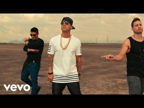 Los Cadillac's - Me Marchare ft. Wisin
