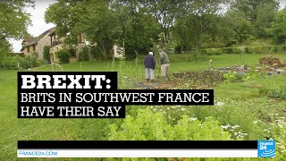 Brexit vote: Brits in southwest France have their say