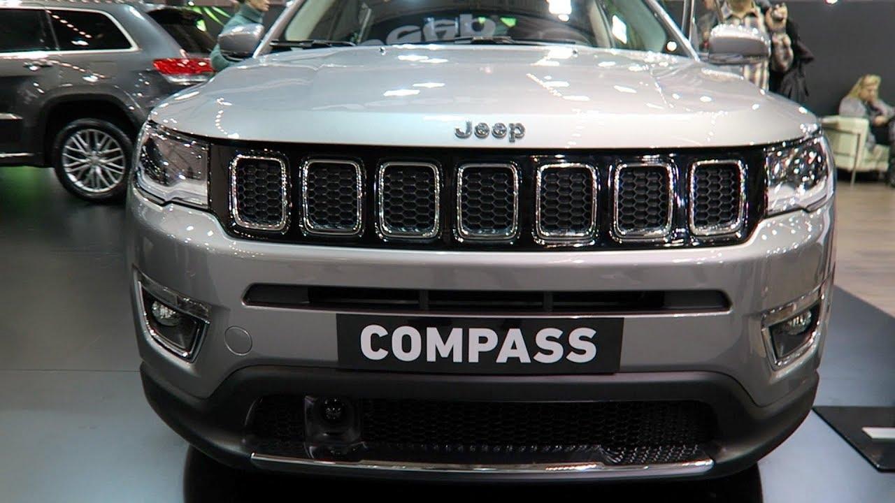 2019 Jeep Compass Latitude Interior