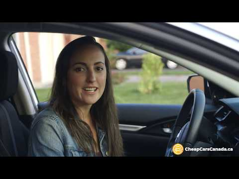 Cheap Cars Canada Helped Christina Get The Car Of Her Dreams - 30s
