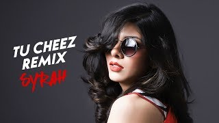 Tu Cheez Badi Hai Mast Mast (Remix) - DJ Syrah | Full Video | Lyrical