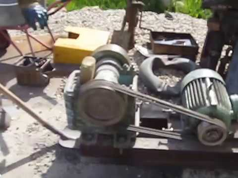 щековая дробилка мини