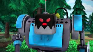 Boonie Bears | Forest Frenzy | EP82 | A Logging Robot (Part 2) | Cartoon for kids |