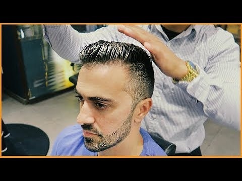 Taper Haircut with Beard Trim | Hairstyles 2018